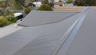 colorbond roof Bendigo