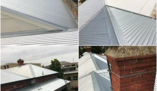 Bendigo zinc roof replacement